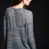 Paychi Guh | Panel Pullover, Flannel, Cashmere/Baby Alpaca/Nylon