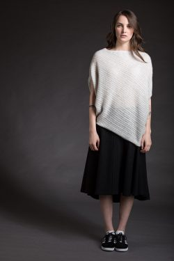 Paychi Guh | Dreamy Popover, Mist, 100% Dreamy Cashmere