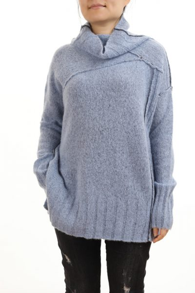 Paychi Guh | Dreamy Funnel, Atlantic, 100% Dreamy Cashmere
