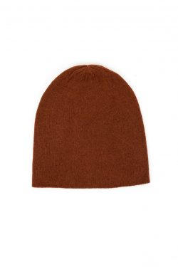 Paychi Guh | Slouchy Beanie, Vicuna, 100% Cashmere