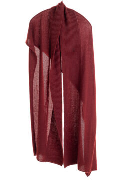 Paychi Guh | Textured Scarf, Date, 100% Cashmere