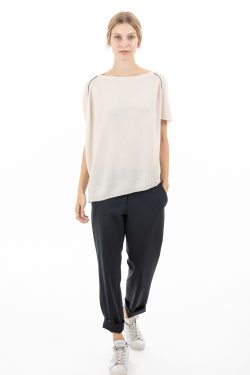 Paychi Guh | Airy Popover, Cheesecake, 100% Airy Cashmere