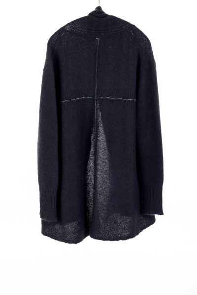 Paychi Guh | Dreamy Cardigan, Black, 100% Dreamy Cashmere