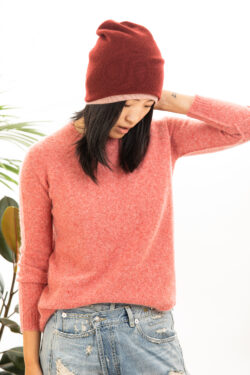 Paychi Guh | Slouchy Beanie, Date, 100% Cashmere