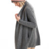 Paychi Guh | Slouchy Beanie, Rose, 100% Cashmere