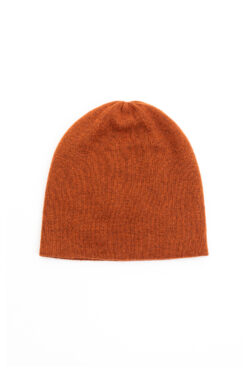 Paychi Guh | Slouchy Beanie, Spice, 100% Cashmere
