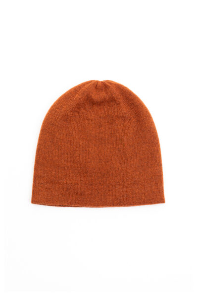 Paychi Guh   Slouchy Beanie, Spice, 100% Cashmere