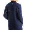 Paychi Guh | Dreamy Long Cardigan, Navy, 100% Dreamy Cashmere