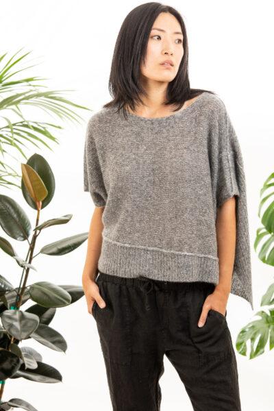 Paychi Guh | Popover, Thunder, Cashmere Silk