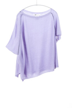 Paychi Guh | Airy Popover, Lavender, 100% Airy Cashmere