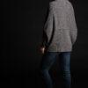 Paychi Guh | Dreamy Cozy Cardigan, Musk, 100% Dreamy Cashmere