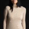 Paychi Guh | Cozy Luxe Funnel, Butter, 100% Baby Cashmere